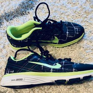 Nike NWOT Dual Fusion Tennis Shoes, Size 5.5